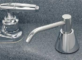 Lavatory Mounted All Purpose Soap Dispenser (Model 0332)