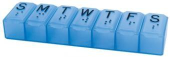 Apex 7 Day Pill Organizer (Models 70010 & 70042)