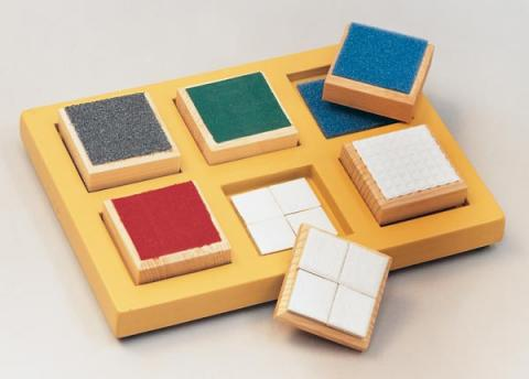 Textured Matching Blocks (Model 1-08950-00)
