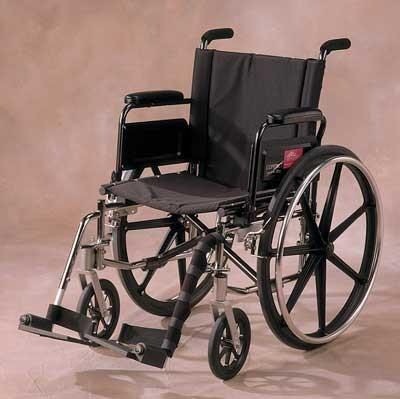 Sammons Preston Leg Rest Bumper For Wheelchairs (Model A748310)