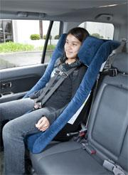 Therapedic Positioning Seat For Small Adults (Model 2500)