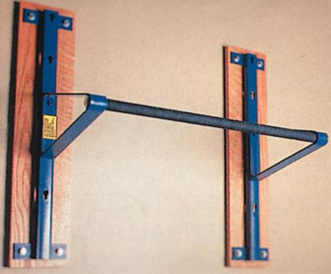 Adjustable Wall Mounted Chinning Bar (Model Ewm-30)