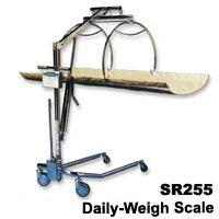 Daily-Weigh Scale (Model Sr255)