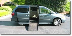 Ams Vans Chrysler Town And Country Conversion