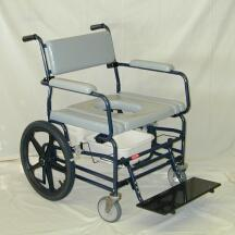 Bariatric Shower/commode Chair (Model 720)