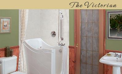 Seabridge Victorian Walk-In Bath