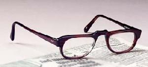 Coil Prismatic Half Eye Spectacles (Models 4146-01, 4149-01, 4150-01, 4153-01, 4154-01, 4157-01, 4158-01, 4161-01, 4162-01, 4165-01, 4166-01, & 4169-01)