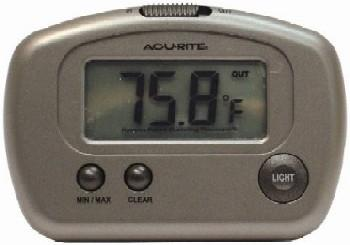 Acu-Rite Outdoor Digital Thermometer (Model 00888A2)
