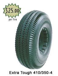Air Free Linville Wheelchair / Scooter Tire