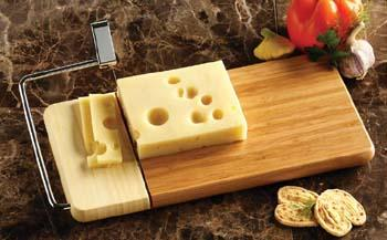Bamboo Cheese Slicer (Model 126B)