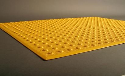 Armor-Tile Tactile Systems