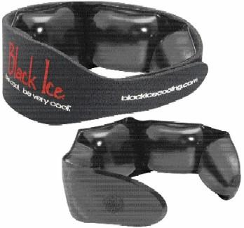 Black Ice Cool Collar Personal Cooling System (Models Ccx-K & Ccx-S)