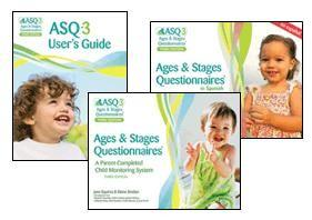 Ages & Stages Questionnaires, Third Edition (Asq-3)