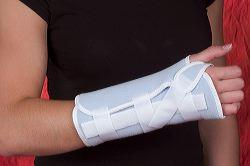 Universal  Wrist And Forearm Splint (Models 08362 To 08364)