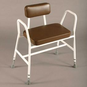 Bariatric Perching Stool (Model 406)