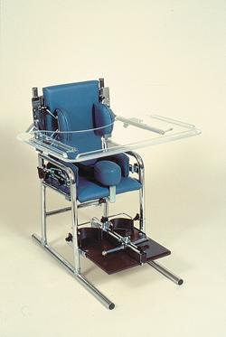 Adaptive Anti-Tipping Chair