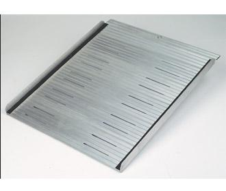 Aluminium Threshold Ramp