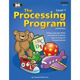 Processing Program Level 1