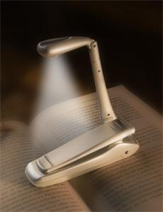 Clip-On Booklight