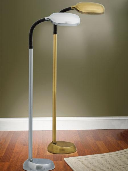 Balanced Spectrum Elegance Floor Lamp