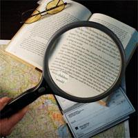 5-Inch Round Lighted Magnifier