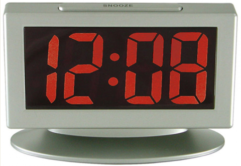 Advance Large Display Electric Digital Alarm Clock (Model 3112)
