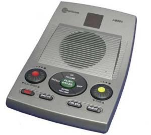 Ab900 Amplified Answering Machine