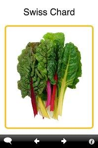 Flash Cards - Vegetables