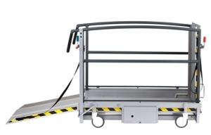 Lp11 Mobile Lifting Platform