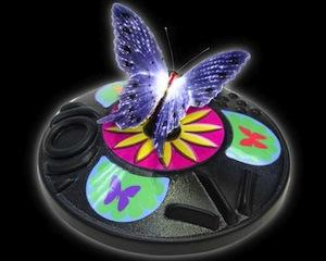 Lighted Musical Butterfly