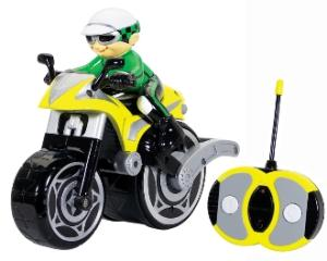 Switch-Adapted Myfirst Rc Big Wheelie Cycle Speedster