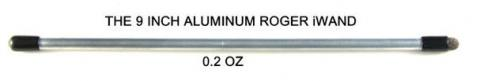 9-Inch Aluminum Roger Iwand