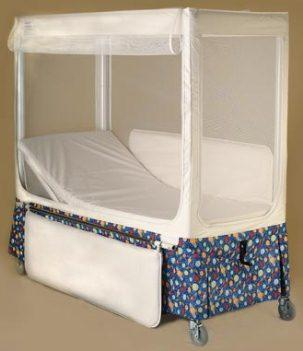 Canopy Enclosed Bed
