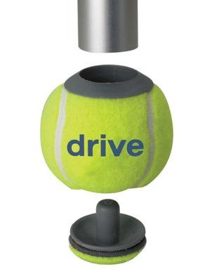 Drive Tennis Ball Walker Glides (Model 10121)