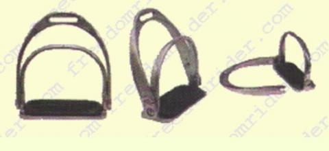 English Breakaway Safety Stirrups