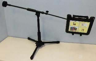 H-79 Tablet Floor Stand