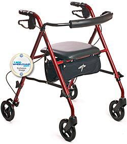 Medline Freedom 11 Pound Rollator