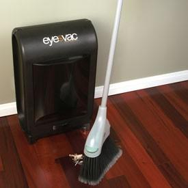 Eye Vac Professional Stationary Vacuum
