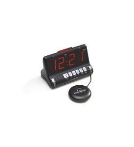 Clearsounds Sw200 Shakeup To Wakeup Alarm Clock