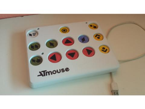 Assistive Technology Mouse (ATMouse)