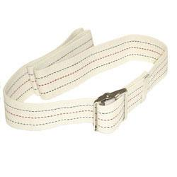 Ableware 704021048 Gait Belt-Striped-48""
