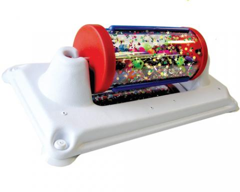 Glitter Roll Music Box & Switch (Model 696)