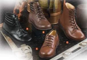 Acor Custom Work Footwear