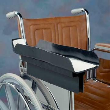 Sammons Preston Modified Deluxe Wheelchair Arm Tray (Model A74612)