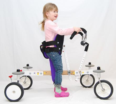 Prone Support Walker - Toddler