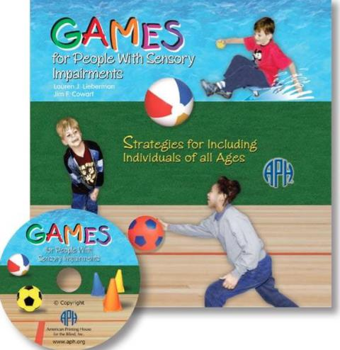GAMES for People with Sensory Impairments (7-08609-00)