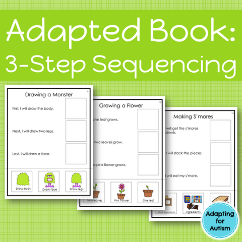 Sequencing Adapted Book