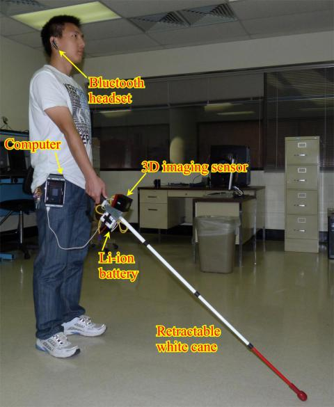 Co-Robotic Navigation Aid for the Visually Impaired