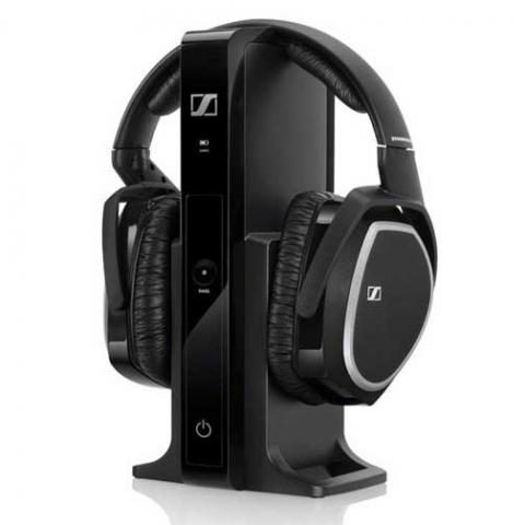 Sennheiser RS 165 Wireless RF TV Listening System