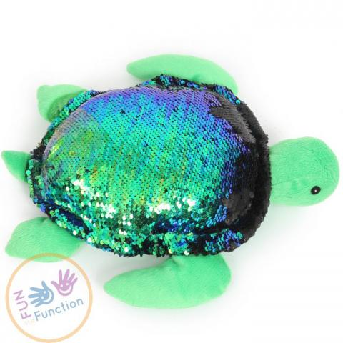 Weighted Shimmery Turtle
